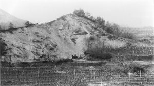 Foto storica cava Zanettin