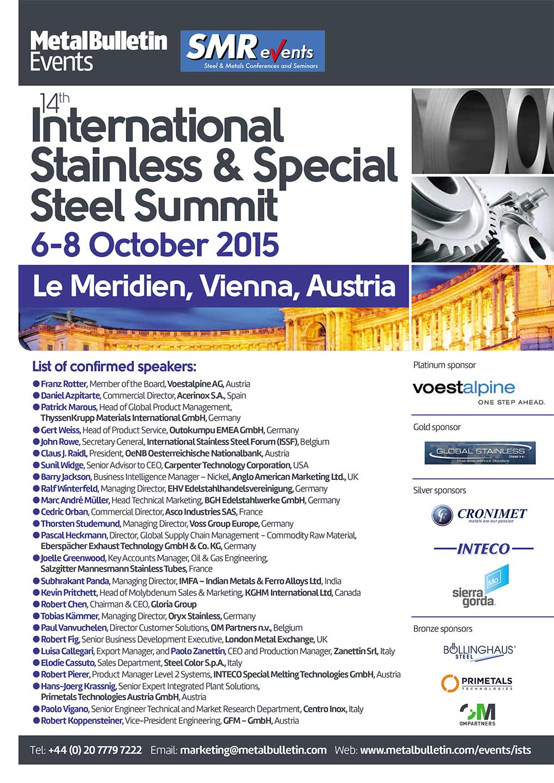 Convegno internazionale sull'acciaio