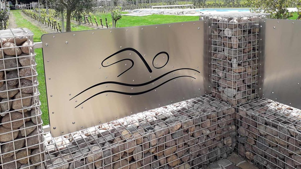 Logo piscina Agritur ai Masi
