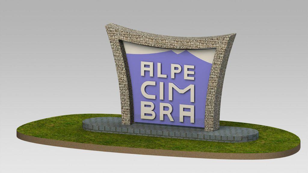 Logo Alpe Cimbra