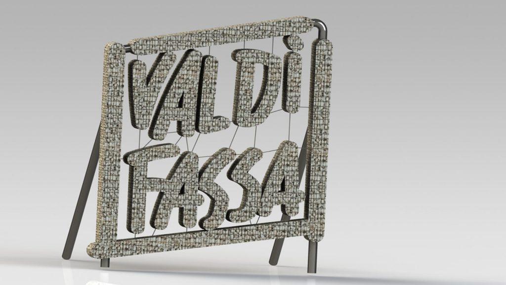 Logo Val di Fassa