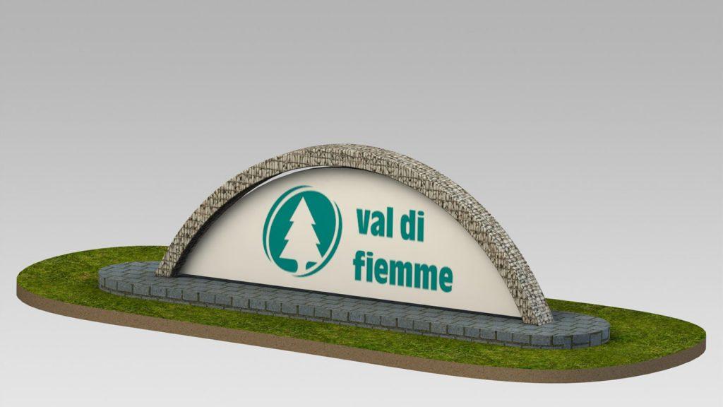 Logo Val di Fiemme