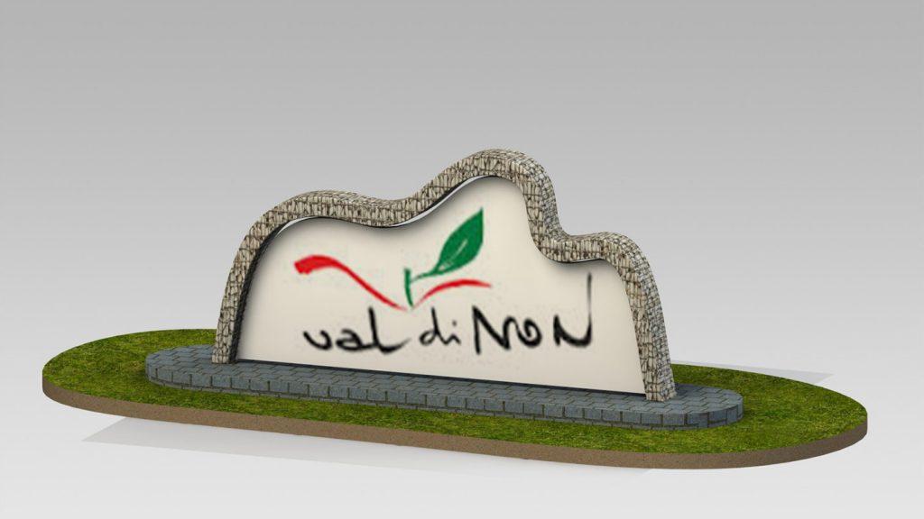 Logo Val di Non