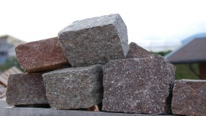 Porfido e altre pietre