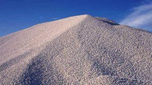 Sabbia e ghiaia